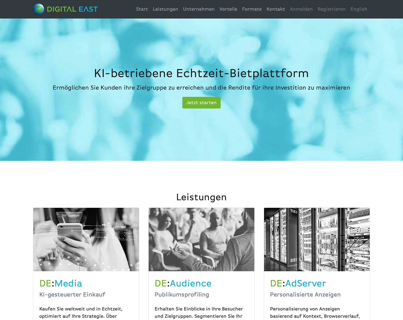 Webdesign Digital East GmbH