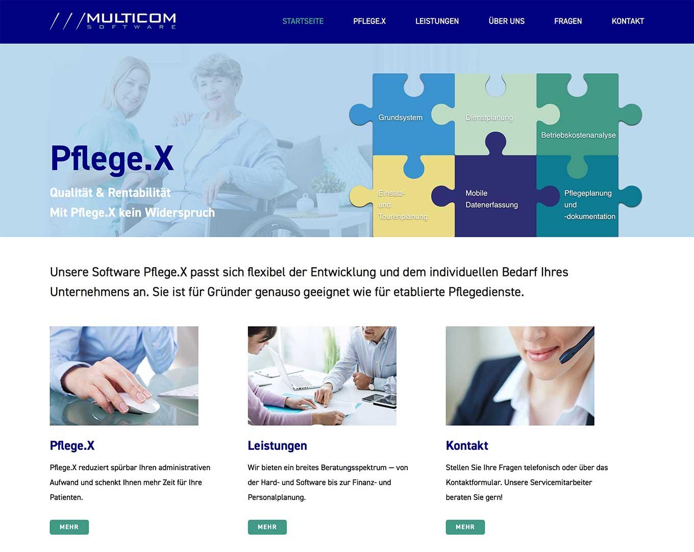 Webdesign Multicom GmbH